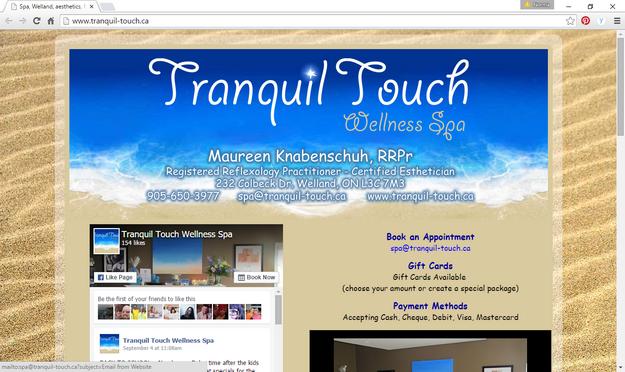 tranquil_website